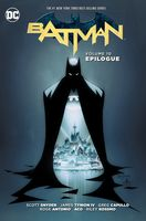 Batman (New 52) Volume 10: Epilogue - HC/Graphic Novel